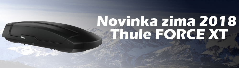 Autobox Thule FORCE XT